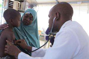 Measles outbreak in Maiduguri