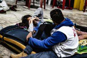 MSF on the migration route to Mexico