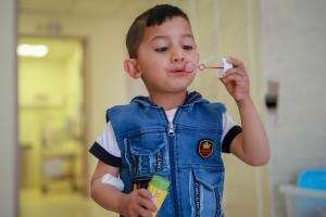 Treating thalassemia among Syrian refugees in Lebanon