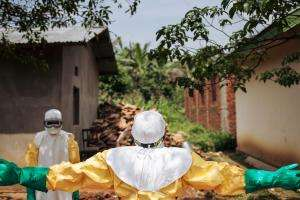 Decontamination activities in Kalunguta health zone, North Kivu province, DRC