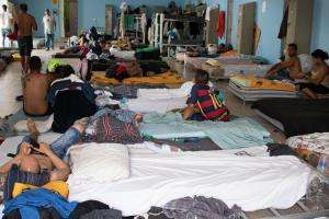 Mexico: Migrants are exposed to danger in Reynosa, Tamaulipas