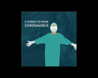 5 Things To Know About the Coronavirus Pandemic