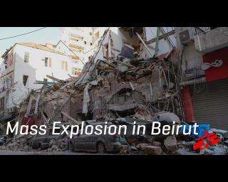 MSF reaches out after massive explosion in Beirut, Lebanon