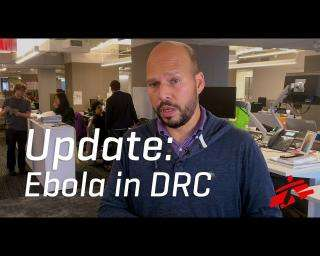 Taking Action to End the Ebola Outbreak in Democratic Republic of Congo