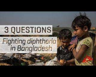 What's behind the diphtheria outbreak in Bangladesh?