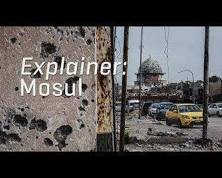 Life in the aftermath of war in Mosul