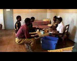 Malawi: Living with HIV/AIDS 2006