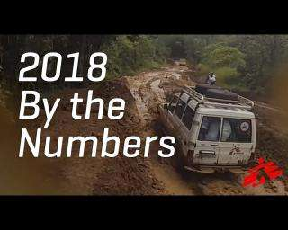 2018 By the Numbers
