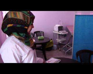 Providing maternity care for Syrian refugees in Jordan