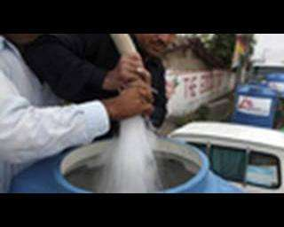 Pakistan: Delivering clean water to Charsadda