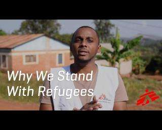Why We Stand With Refugees