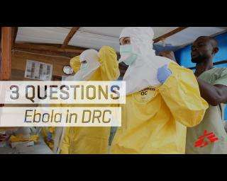 "Ebola outbreak ""Far From Over"" in DRC"