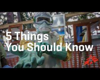 5 things you should know about Ebola in DRC