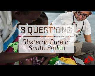 3 Questions on obstetric care in South Sudan
