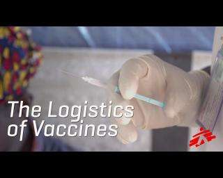 How MSF Moves Vaccines Around the World