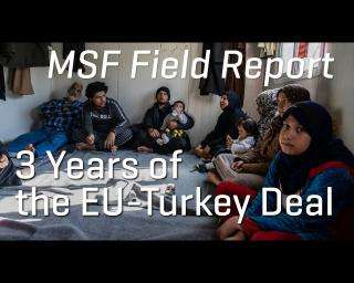 Refugees trapped in Greece, 3 years later