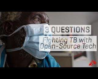 Fighting tuberculosis with open-source tech