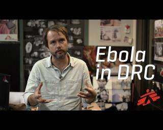 Resolving community distrust in DRC Ebola response