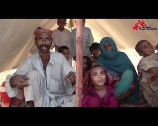 Pakistan: MSF works to aid displaced people in Sindh province