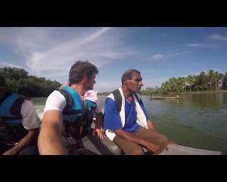 An expedition through PNG jungles to reach TB patients