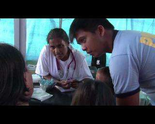 MSF working to meet huge medical needs in Tanauan, Philippines