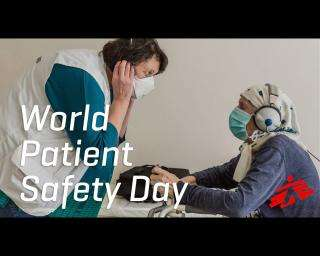 Thanking all health workers on World Patient Safety Day 2020