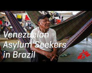 Venezuelan Asylum Seekers Face Harsh Conditions in Brazil