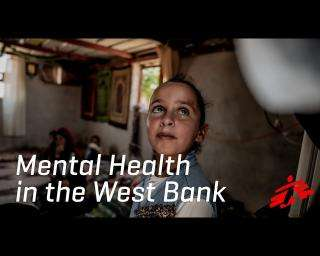 Mental Health Crisis in the West Bank