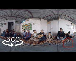 360 Video: Trapped in a war: Syrian refugees in Iraq