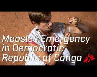 Responding to the Measles Emergency in Democratic Republic of Congo