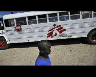 MSF in Haiti: Six months after