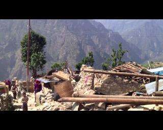 Nepal: Logistical challenges to earthquake response