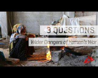 Wider dangers of Yemen's war