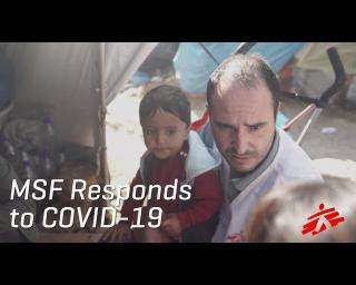 MSF responds to COVID-19 around the world