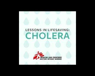 Lessons in Lifesaving: Cholera