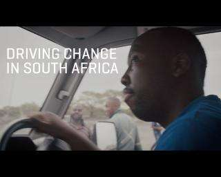 Driving Change in South Africa
