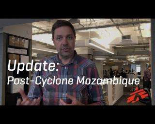 After the Cyclone, preparing for future threats in Mozambique