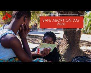 On Safe Abortion Day, let's recognize that safe abortion is health care
