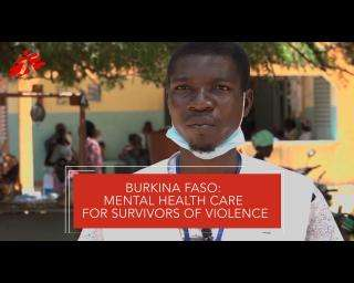 Burkina Faso: Mental health care for survivors of violence