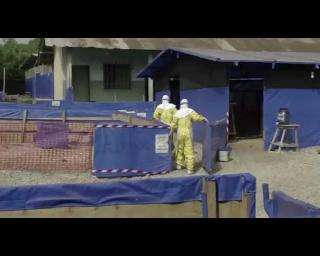A look at Ebola in West Africa in March 2015
