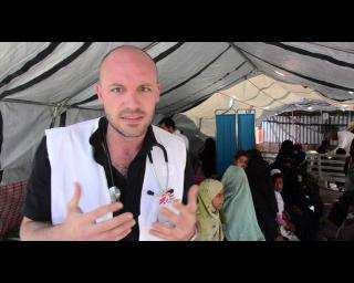 Yemen: An MSF doctor gives an update from Khameer