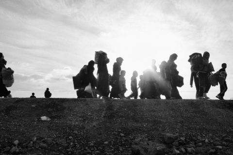 Global refugee and migration crisis