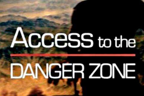 Access to the Danger Zone - Film cover