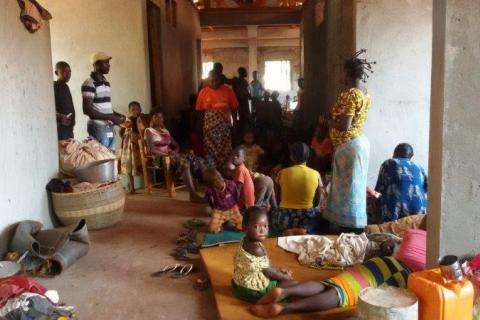 Central African Republic CAR conflict ceasefire Bangassou