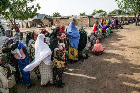 Surviving conflict in northeast Nigeria