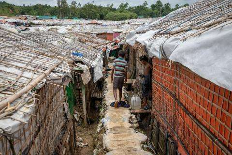 Being Rohingya refugee beyond the mega-camp