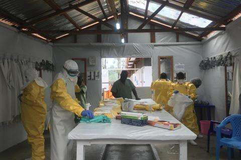 Katwa Ebola Treatment Center