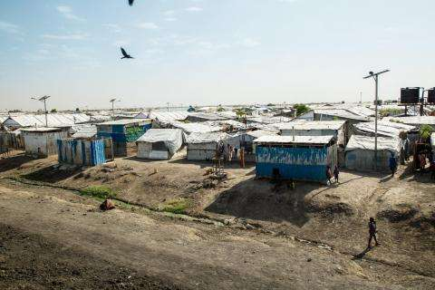 Life inside the Protection of Civilians sites in South Sudan