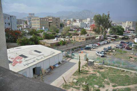 Dhis As Sufal hospital