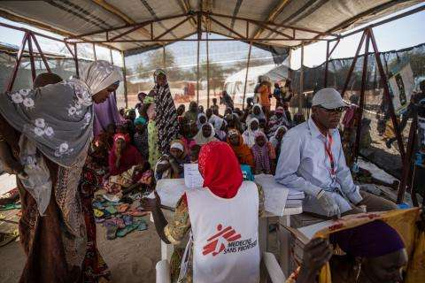 Niger Boko Haram Lake Chad internally displaced